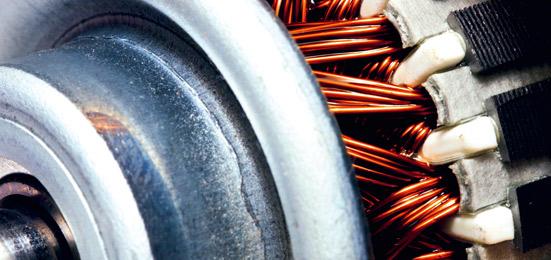 Hofmann Speziallösungen zum Auswuchten von Elektromotoren