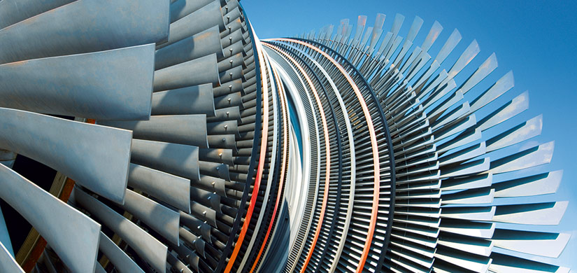 Hofmann Speziallösungen zum Auswuchten von Turbomaschinen