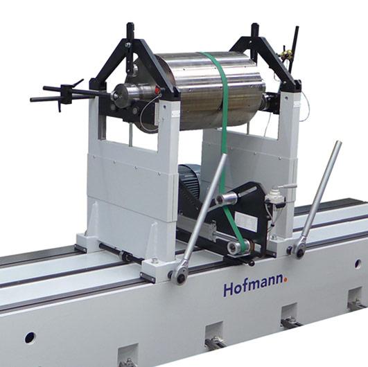 horizontale, kraftmessende Auswuchtmaschine 13 - 26
